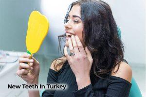 new teeth in turkey