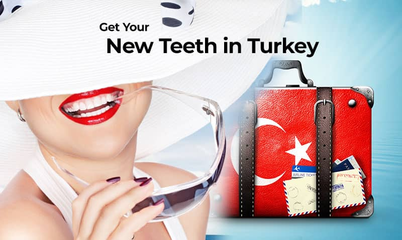 new teeth turkey