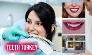 teeth turkey